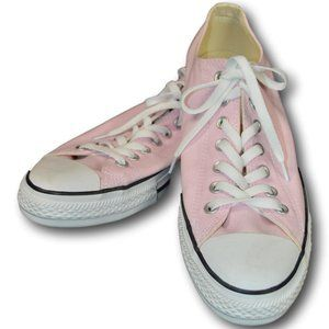 Converse Chuck Taylor All Star Pink Lo Sneakers